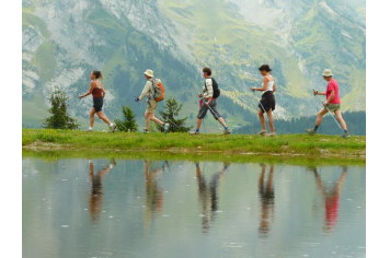 March nordique Aubry Briatte
